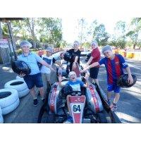 Formula Track Kids-Adult Parties