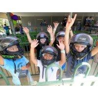 Photo Gallery - Kids go karting